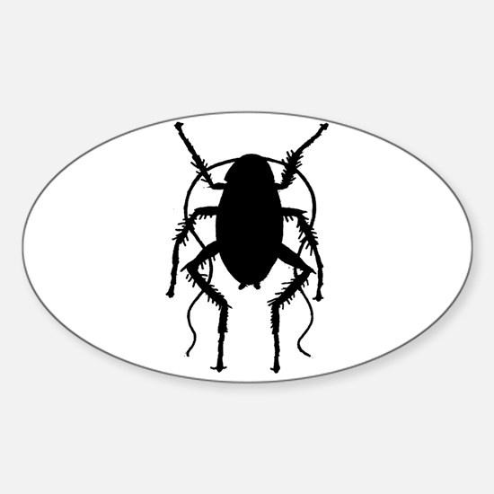 Cockroach Decal