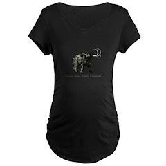 Woolly Mammoth Pick Up T-Shirt