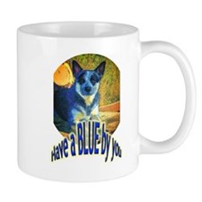 """Blue By You"" Mug"