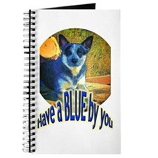 """""""Blue By You"""" Journal"""