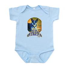 """Blue By You"" Infant Bodysuit"