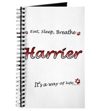 Harrier Breathe Journal
