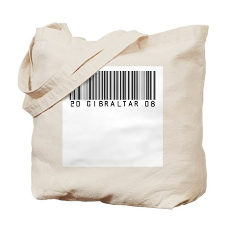 Gibraltar Tote Bag