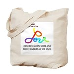 Re-Creative Thought #12 (Tote Bag)