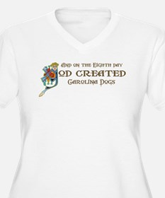 God Created Yallers T-Shirt