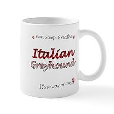 Iggy Breathe Mug
