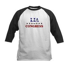 LIA for congress Tee