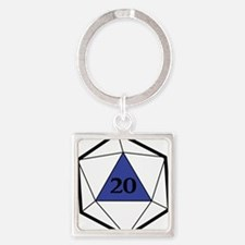 Natural 20 Keychains