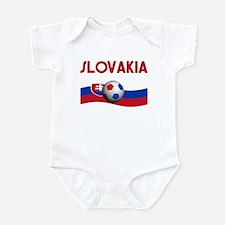 TEAM SLOVAKIA WORLD CUP Infant Bodysuit