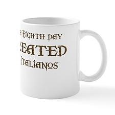 God Created Braccos Coffee Mug