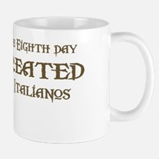 God Created Braccos Mug