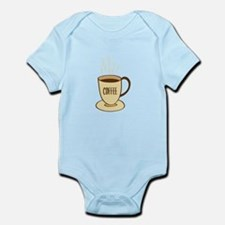 Coffee Cup Body Suit