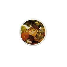 The Garden of the Hesperides Mini Button