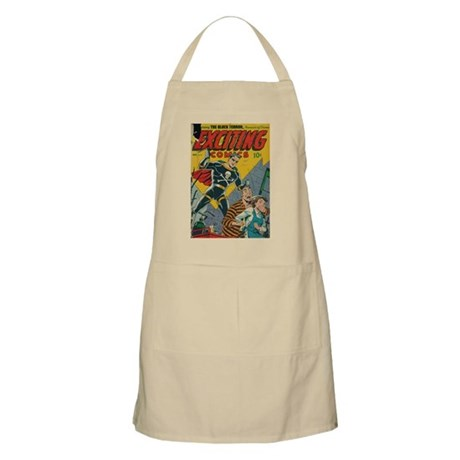 Exciting Comics issue 54 BBQ Apron