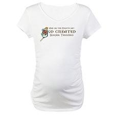 God Created Terriers Shirt