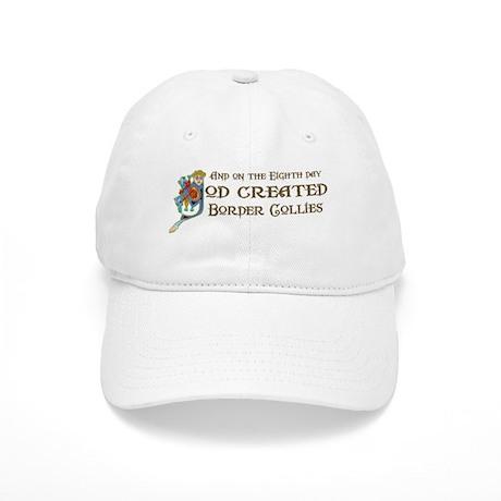God Created Collies Cap