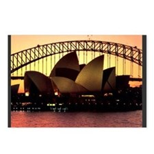 Sydney Opera House Postcards (Package of 8)