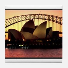 Sydney Opera House Tile Coaster
