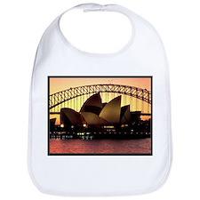Sydney Opera House Bib