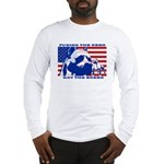 Punish the Deed, Not the Bree Long Sleeve T-Shirt