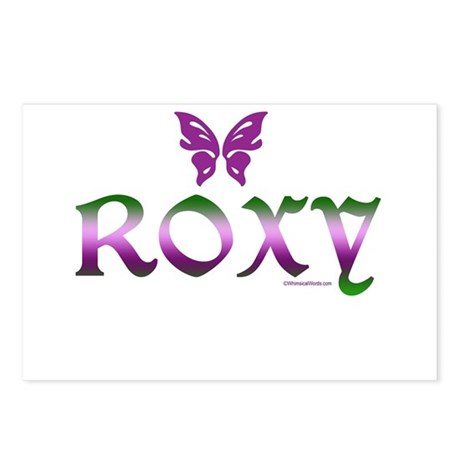 ROXY Postcards (Package of 8)