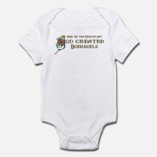 God Created Boerboels Infant Bodysuit