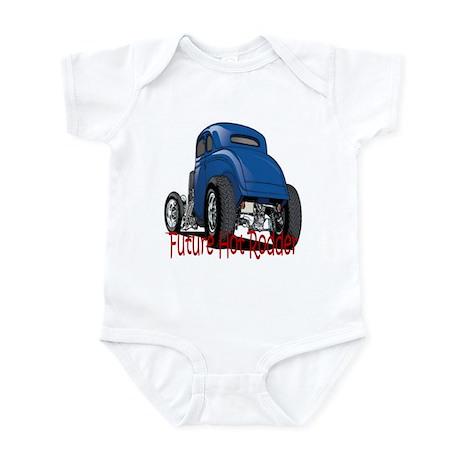 Future Hot Rodder Infant Bodysuit
