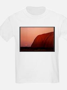 Ayers Rock  Kids T-Shirt