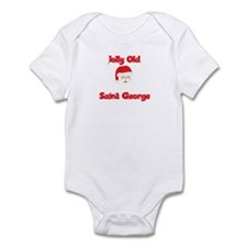 Jolly Old Saint George Infant Bodysuit