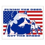 Punish the Deed, Not the Breed. Small Poster