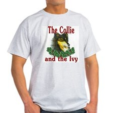 Tri Color Collie & Ivy T-Shirt