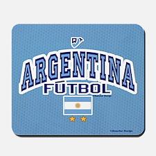 Argentina Futbol/Soccer Mousepad