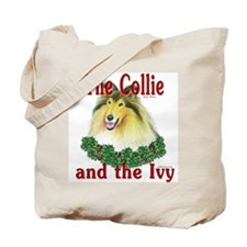 Sable Collie & Ivy Tote Bag