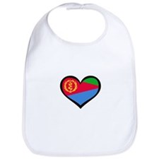 Eritrea Love Eritrean Bib