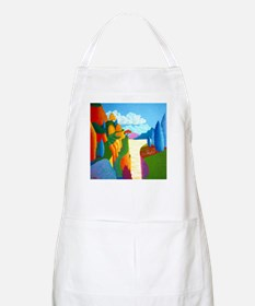 BBQ Apron<br>Lofty Heights Desert Floor