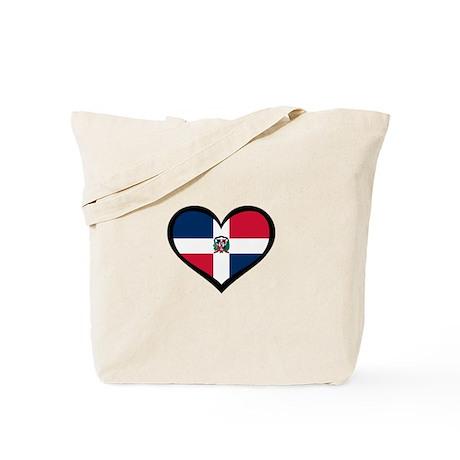 Dominican Republic Love Tote Bag