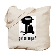 Barbeque Tote Bag