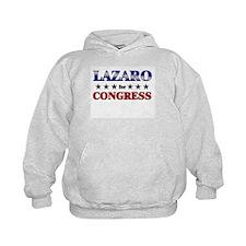 LAZARO for congress Hoodie