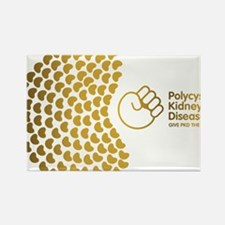 Cute Pkd Rectangle Magnet