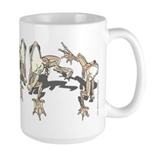 """Party of Frogs"" Mug"
