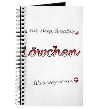 Lowchen Breathe Journal