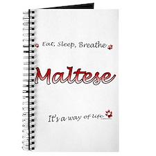 Maltese Breathe Journal