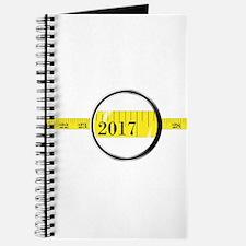 Tape Measure 2017 Journal