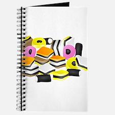 Licorice Allsorts Journal