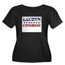 LAURYN for congress T