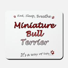 Mini Bull Breathe Mousepad