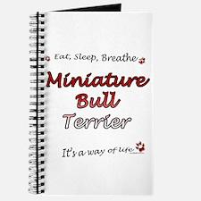 Mini Bull Breathe Journal