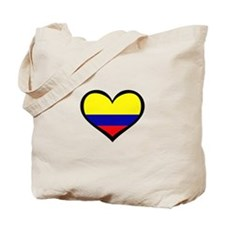 Colombian Love Tote Bag