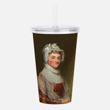 Abigail Smith Adams by Acrylic Double-wall Tumbler