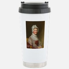 Abigail Smith Adams by Stainless Steel Travel Mug